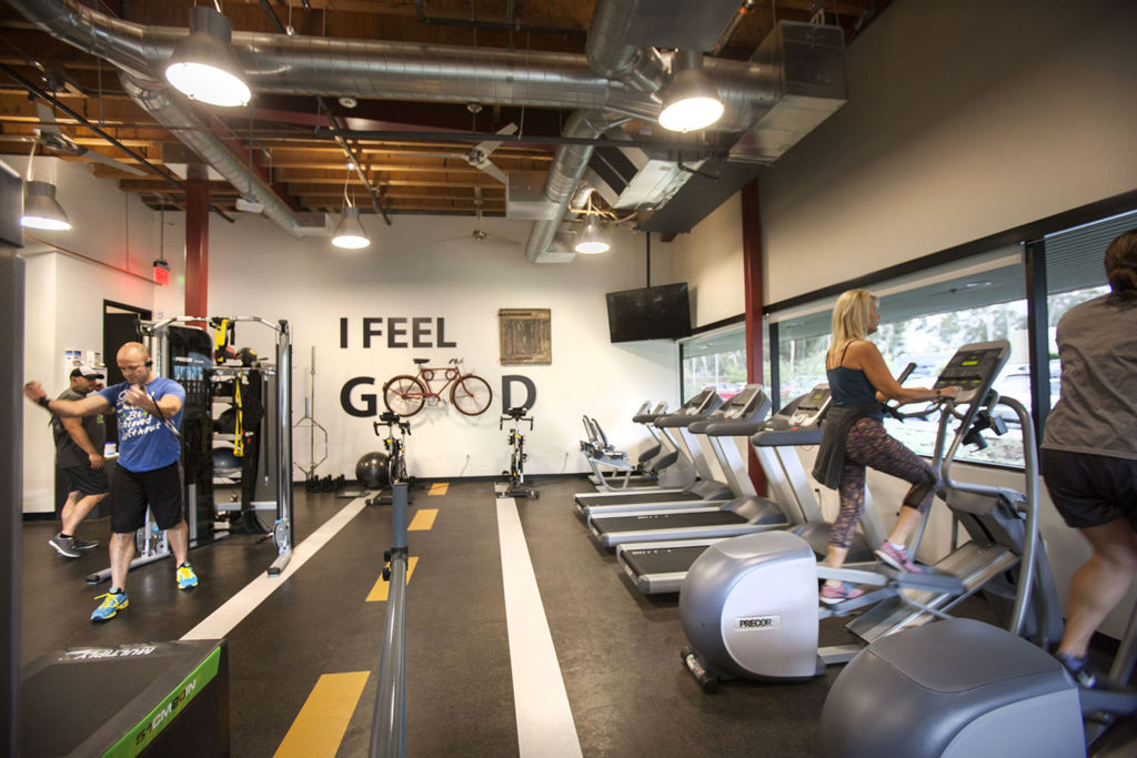 WD-Studios Fitness Facility for Wellness, Design by ID Studios