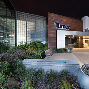 Turner Construction, Interior Design by ID Studios, photos by Joel Zwink