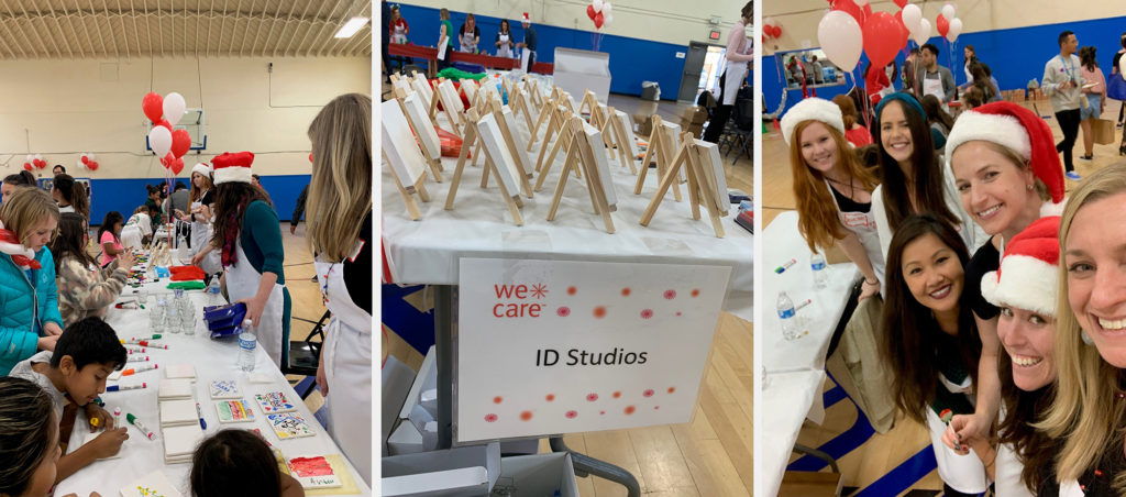 ID Studios at We Care, 2019